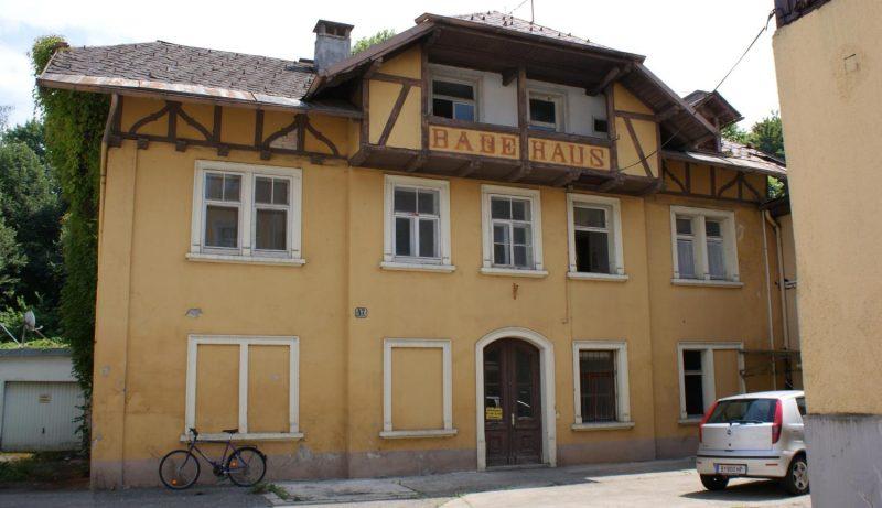 Badehaus des Hotel Falken, Bregenz
