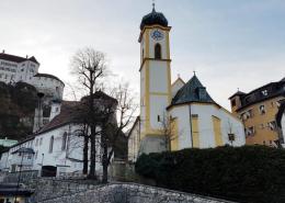 Stadtpfarrkirche Kufstein