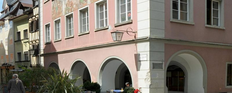 Schlossergasse 1, Feldkirch