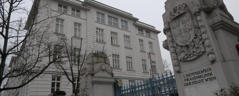 Ehem. Semmelweis-Klinik, Wien-Währing