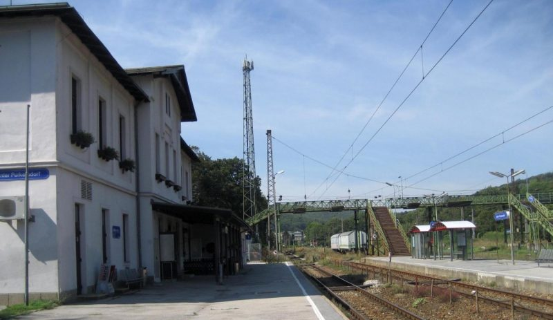 Bahnhof Unter Purkersdorf
