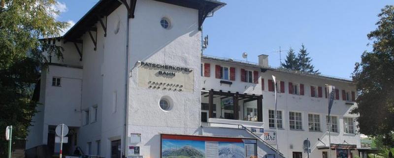 Patscherkofelbahn-Talstation, Innsbruck