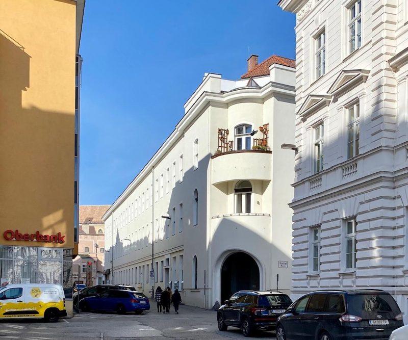 Sparkassegasse, Spitalgasse, Krems