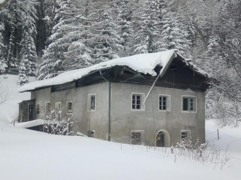 Widum Lueg in Gries am Brenner, Tirol