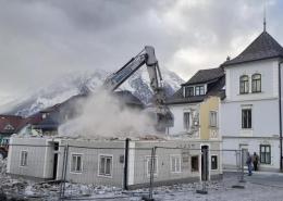 Zinngießerhaus Abriss, Irdning
