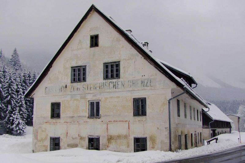 Gasthof zur steirischen Grenze, Mariazell