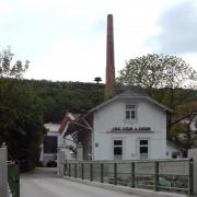 Textilfabrik Keim in Hirtenberg, Niederösterreich