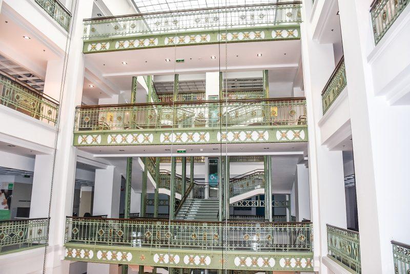 Leiner-Haus, Mariahilfer Str. 18, 1070 Wien