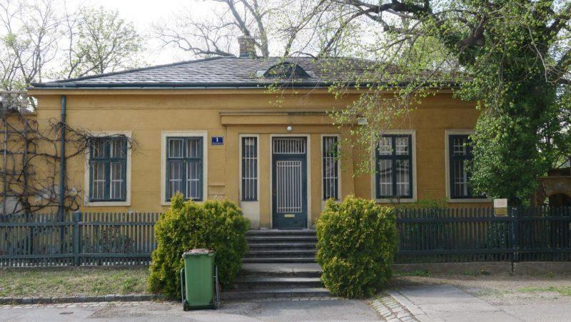 Ohmanngasse 1, 1190 Wien