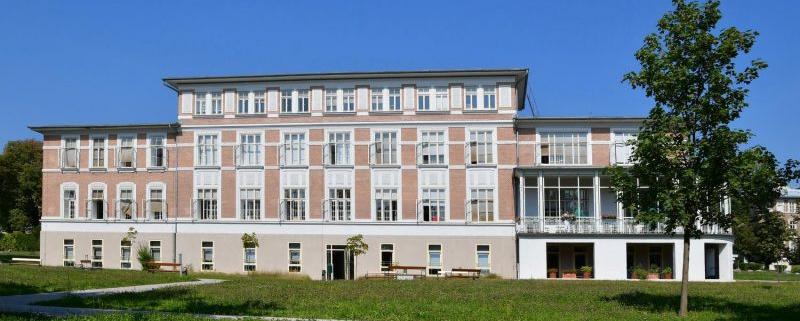 Otto Wagner Spital, Steinhof, Wien