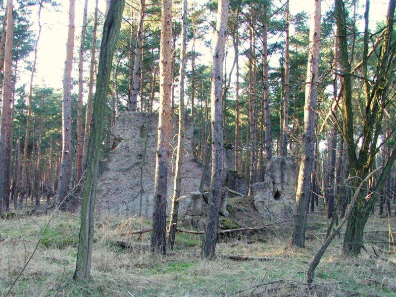 KZ-Bunkerrest Buchenwald (Dtl.)