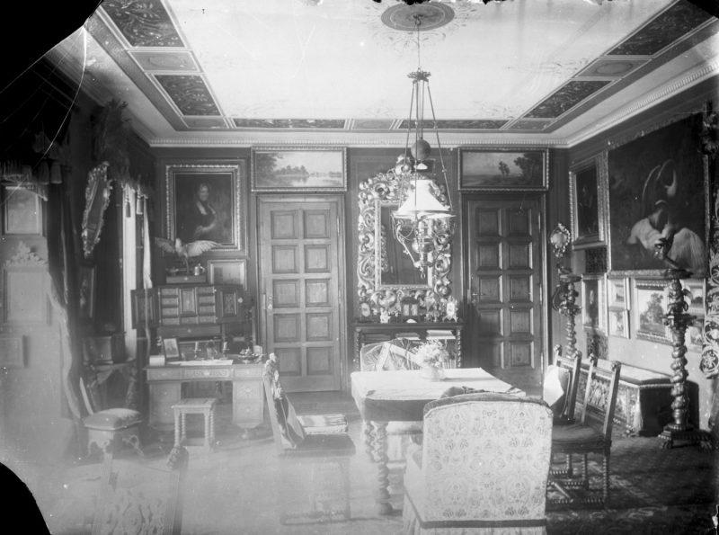 Villa Dumba, Salon, Liezen