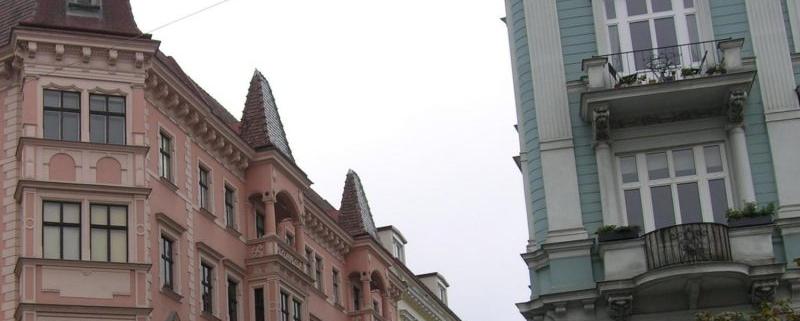 Wiener Gründerzeithäuser, Bsp. 2. Bezirk