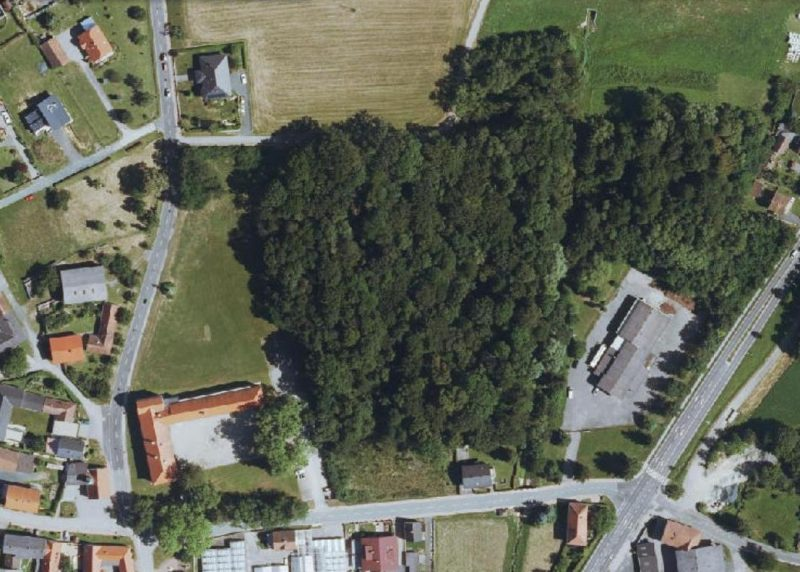 Schloss und Park Jormannsdorf, Burgenland