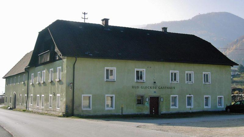 Bauernhaus, Gasthaus Urfahrgut in Ebenboden, Grünburger Straße 5, Ternberg