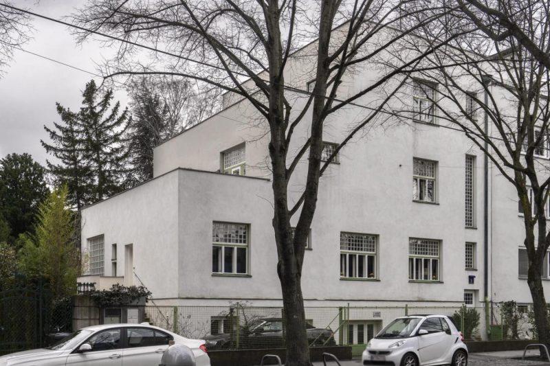 Haus Scheu von Adolf Loos in Wien-Hietzing