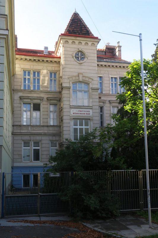 Klostergasse 27, Währinger Bad