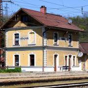 Bahnhof Viehofen, St. Pölten